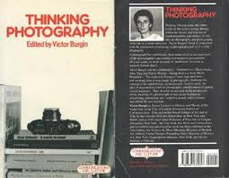 Image result for victor burgin thinking photography