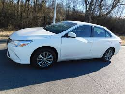 2015 Used Toyota Camry 4dr Sedan I4 Automatic LE at Toyota of ...