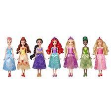 Disney <b>Princess Party Dress</b> Pack - Set Of 7 : Target