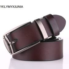 Mens Designer Belts On Sale Us 9 99 Classic Designer Belts Fashion Mens Leather Belts Hot Sale Belts Men Double Sided Avail Width 3 3cm Length 105 110cm In Mens Belts