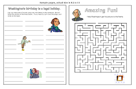 George Washington Printable Worksheets Worksheets for all ...