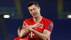 ترشيح ليفاندوفسكي لجائزة أفضل لاعب في دوري أبطال أوروبا