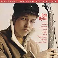 <b>Bob Dylan Bob Dylan</b> Numbered Limited Edition 45rpm <b>180g</b> Mono ...