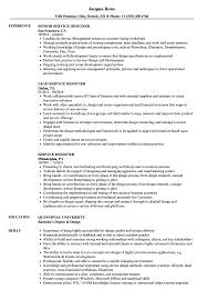 Senior Designer Resumes Service Designer Resume Samples Velvet Jobs