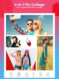 frames picture collage maker on the app