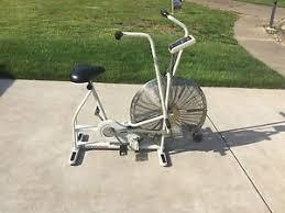 fan exercise bike. schwinn-airdyne-ad3-ad4-white-big-fan-exercise- fan exercise bike