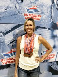 Kapaa resident Sonya McGinnis swims at national meet after 30-year ...