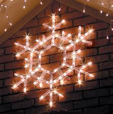 outdoor christmas led lights battery operated. image of: snowflake lights large outdoor christmas led battery operated
