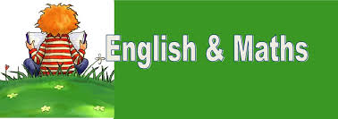 Image result for maths & English images