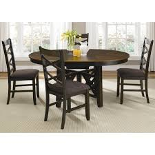 Round Formica Table Wayfair Round Dining Room Table Set For 4 Vertical Category