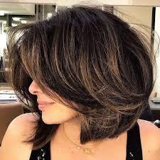 Top 15 Krátké A Střední účesy Pro Husté Vlasy Módní Styl