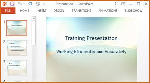 Employee Training Powerpoint Free Employee Training Ppt Template