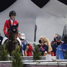 Jessica Springsteen debuts at Olympics ...
