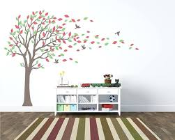 wall arts tree wall art stickers cherry blossom tree wall decal for nursery inspirational family