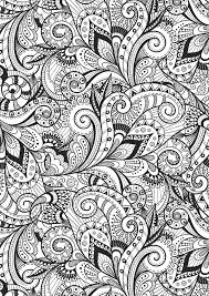 Creative Therapy An Anti Stress Coloring Book Hannah Davies