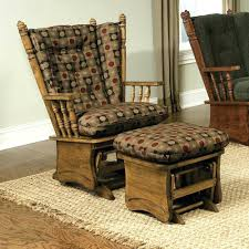 glider rocking chair cushion pattern and ottoman replacement inside measurements 1000 x 1000