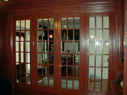 home office doors. Simple Office Office Double Doors Glass And Mahogany For Home  Interior   Inside Home Office Doors