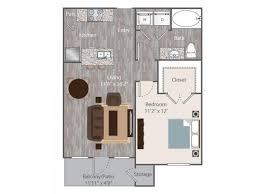 1 Bedroom Apartments San Antonio Tx Style Plans Awesome Decorating Design