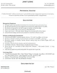 Successful Resume Example Effective Resume Examples 2015 Successful Resumes Professional