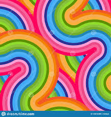 Colorful Designs Bright Colorful Background Of Abstract Wavy Curved Lines