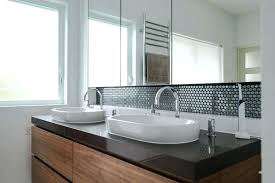 Backsplash Bathroom Ideas Cool Modern Bathroom Backsplash Ideas Contemporary Bathroom Ideas Modern