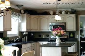 lighting above kitchen cabinets. Above Cabinet Lighting Kitchen Cabinets Decorating  Farmhouse Inside .
