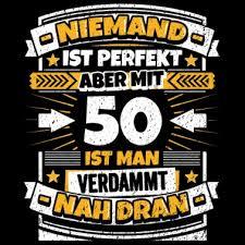 50 Geburtstag Design Achtung 50 Runder Geburtstag Stoffbeutel