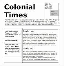 Microsoft Word Newspaper Template Newspaper Template For Microsoft Word New 8 Sample Microsoft