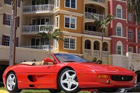 Ut diecast ferrari f355 hardtop, 1/18, yellow. Used Ferrari F355 For Sale Carsforsale Com