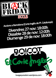 Image result for CNT contra Corte Ingles