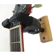 hercules gsp38wb guitar hanger wooden