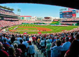 Washington Nationals Park Virtual Seating Chart Washington Nationals Stadium Washington Dc Baseball Stadium