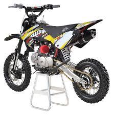 racing km140mx 140cc 82cm yellow pit bike