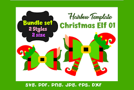 Favorite add to cupid plastic bow template. 1 Elf Svg Template Designs Graphics