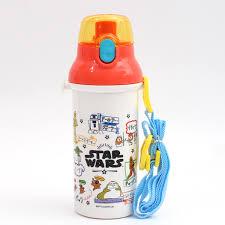 dishwasher adaptive direct drink plastic one touch bottle star wars kindergarten nursery nursery entering a kindergarten lunch picnic outing