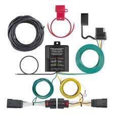 Hitch Light Wiring Curt Trailer Hitch Wiring Harness Wiring Diagram Featured