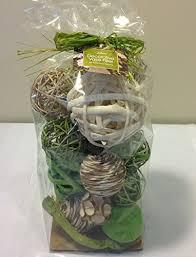 Decorative Vase Filler Balls Amazon Jodhpuri Inc Decorative Spheres Lime Green Rattan 37