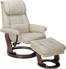 living room reclining chair with ottoman elegant timeout swivel round base caux within 33 from