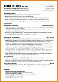 Cover Letter 8 About Me Cv Examples Richard Wood Sop Example Of Cv