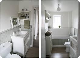 Progettare due bagni shabby chic interiors