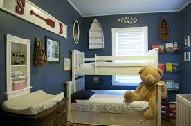 Uncategorized Room Paint Ideas Stripes Fascinating Childrens Bedroom Paint  Color With Wall Shelf And White Furniture
