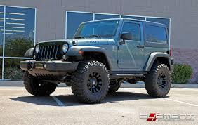 customized 2 door jeep wranglers. 17 inch fuel off road vapor matte black on 2015 jeep wrangler w spec customized 2 door wranglers