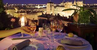Villa Florentine Lyon Restaurant