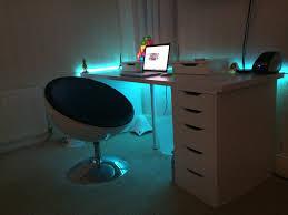 Image Living Room My Office Desk Setup Tour Of 2015 2016 Bedroom Youtube Paulshi My Office Desk Setup Tour Of 2015 2016 Bedroom Youtube Paulshi