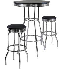 table and bar stools. amazing of bar table and stools diner in sets