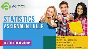 how to the best statistics assignment help available online it is an online assignment help service which helps you to by providing assignments our expert team of statistics assignment help