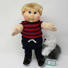 Cody Aaron Cabbage Patch Kids