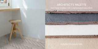 Glazed Matte Terracotta Tile Architects Palette Cle