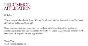 Letter Of Recommendation Not Submitted Youve Submitted Your Application Whats Next Undergraduate