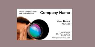 30 Free Photography Business Cards Photography Business Cards